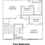 Two Bedroom Model Osprey Townhouse
