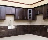Four Less Cabinets :: Kitchen Cabinets :: Sonoma Mocha