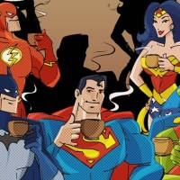 Coffee and Superheroes: Who Drinks What?
