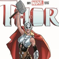 4LN Comic Review - Thor #1 (2014)