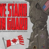 4LN Comic Review: We Stand On Guard #1