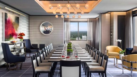 Atlanta Event Venues  Meeting Space Banquet Room Four Seasons