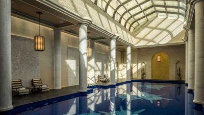 Indoor Lap Pool | Four Seasons Resort Dubai at Jumeirah Beach