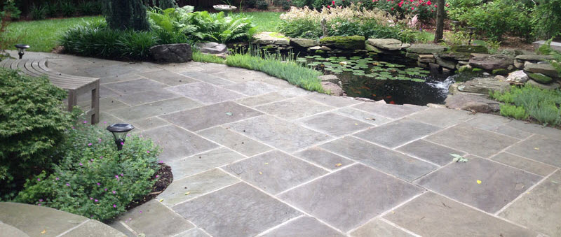 Paver Installers In Montgomery County Stone Patio
