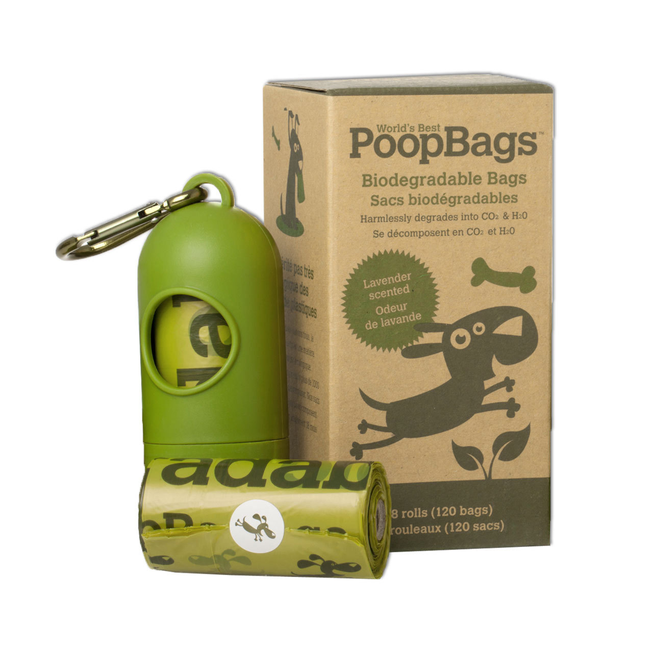Inspirational Earth Rated Poop Bags Refill Earth Rated Poop Bags Dispenser Or Garden Bag Her garden Garden Bag Holders