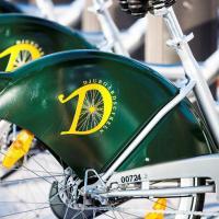 new bicycle hire scheme on Djurgården