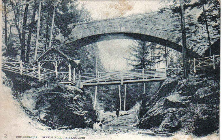 From the Archives- Wood, Stone, and Steel Bridges in the
