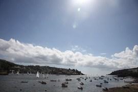 fowey sailing regatta