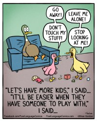 have more kids