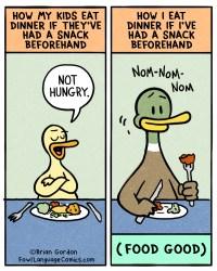 snacks before dinner