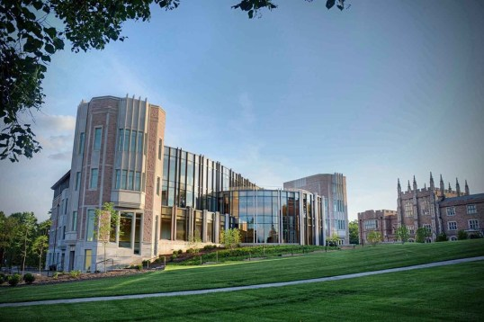 Featured Image - Hillman Hall at Washington University in Saint Louis. Photo James Byard/ WUSTL