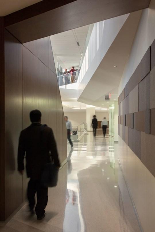 Mezzanine Entry