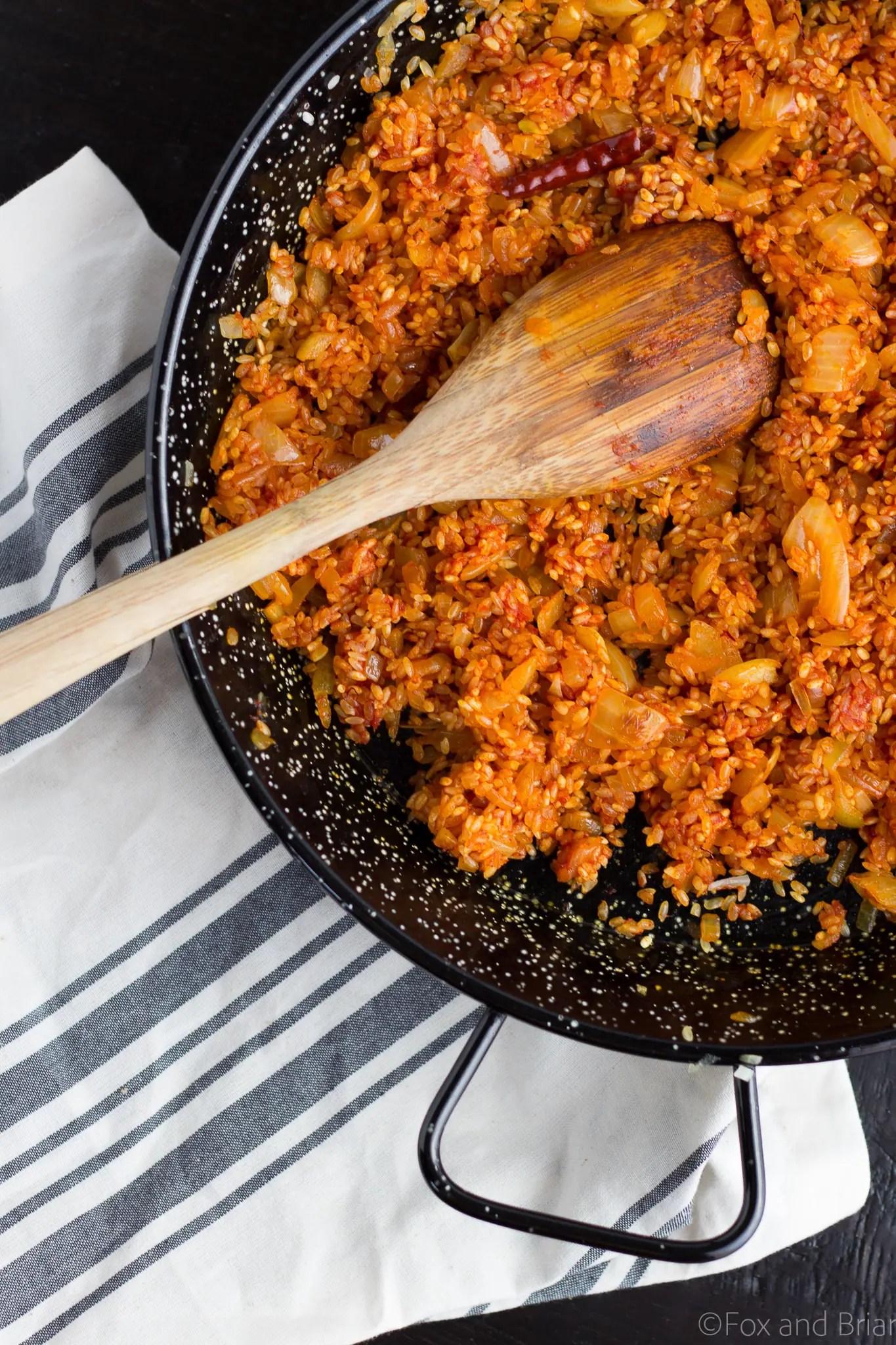 how to use spanish chorizo