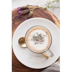 Small Crop Of Bone Dry Cappuccino