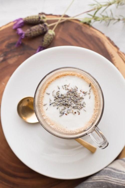 Medium Of Bone Dry Cappuccino