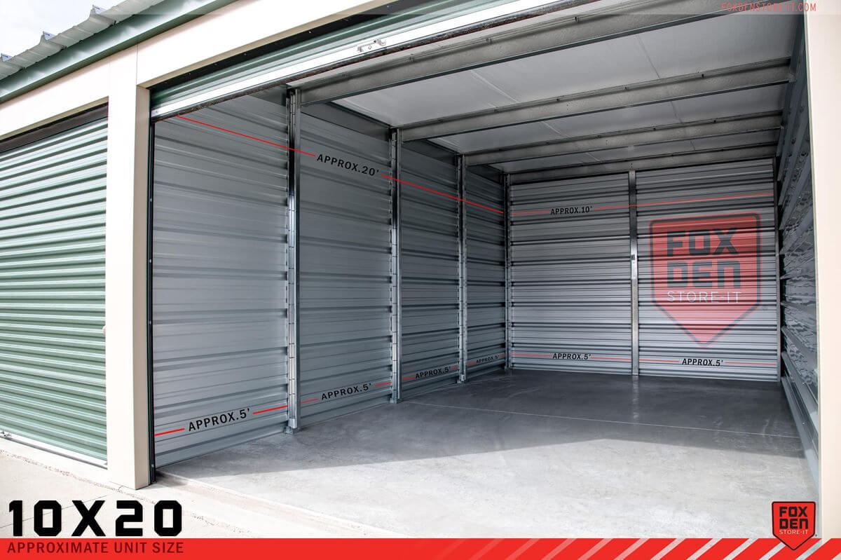 10 X 20 Storage Unit Newville. SaveEnlarge & 10 By 20 Storage Unit - Listitdallas