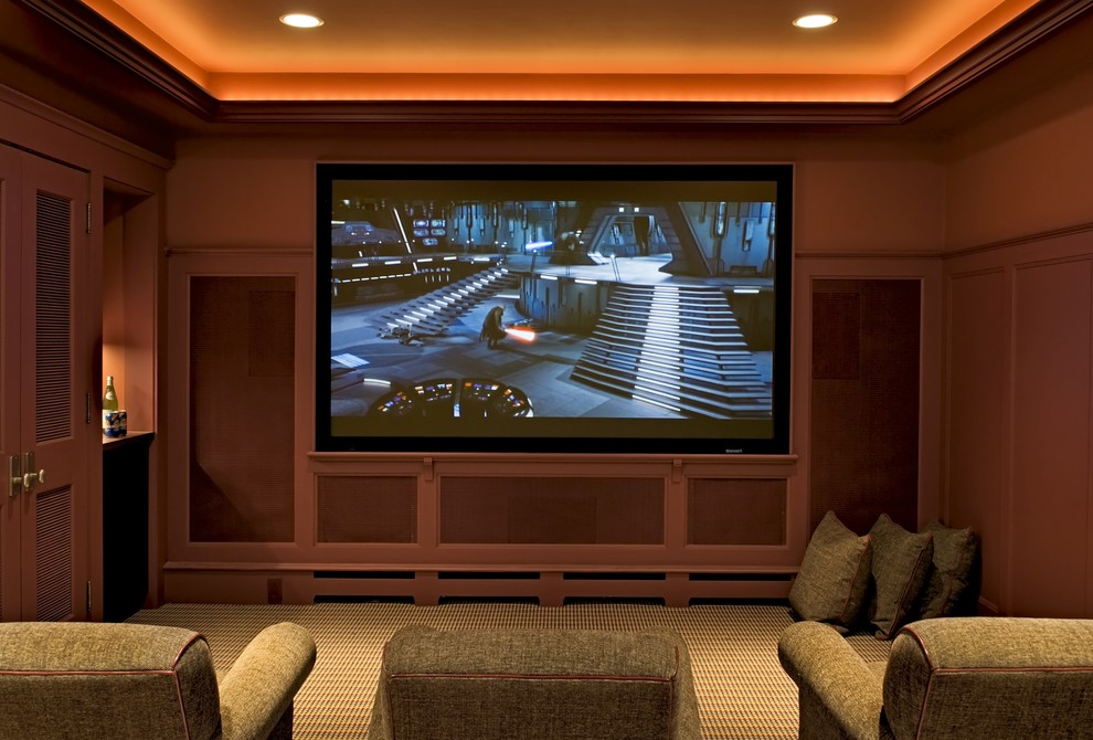 Bose Speaker Mounts Home Theater Traditional With Built In