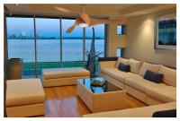 remote-control-ceiling-fans-Living-Room-Modern-with ...