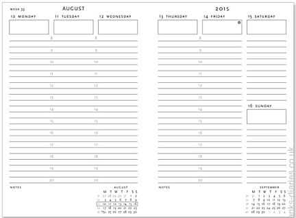 Find Your Perfect Planner For The New Year