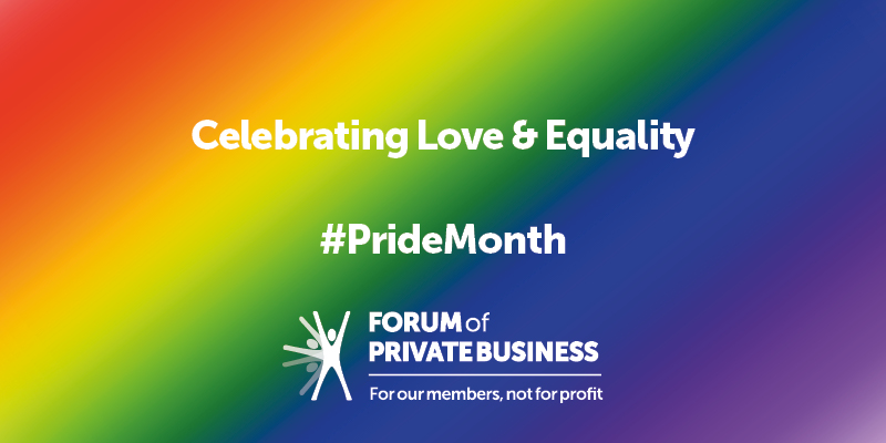 Pride Month in the Workplace Forum of Private Business