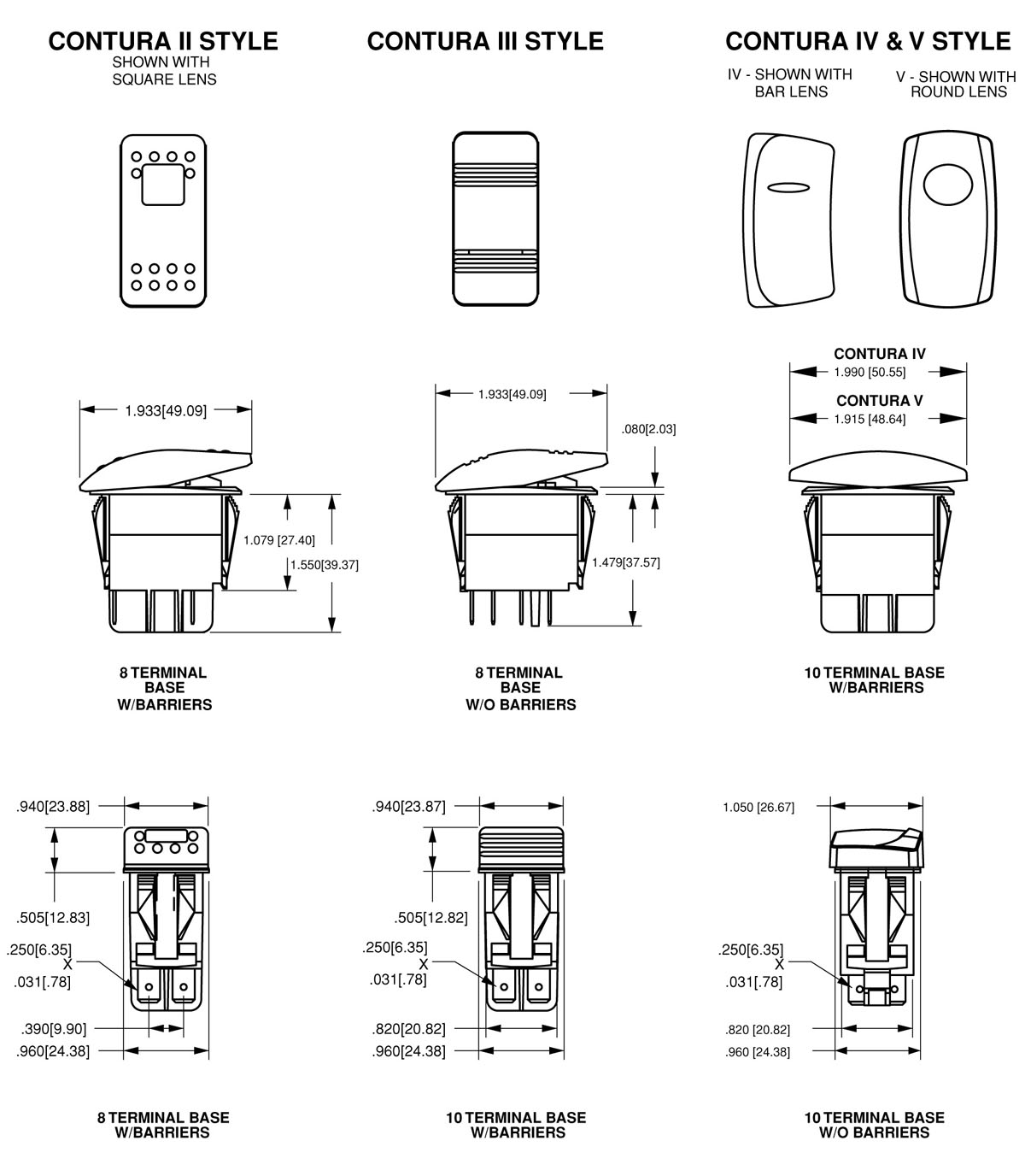 Arb Switch Wiring Diagram Auto Electrical 12 Volt Toggle Furthermore On Off Rocker