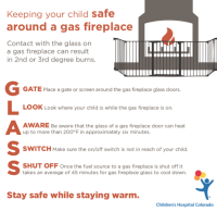 Fire Place, Shop, Safety Tips