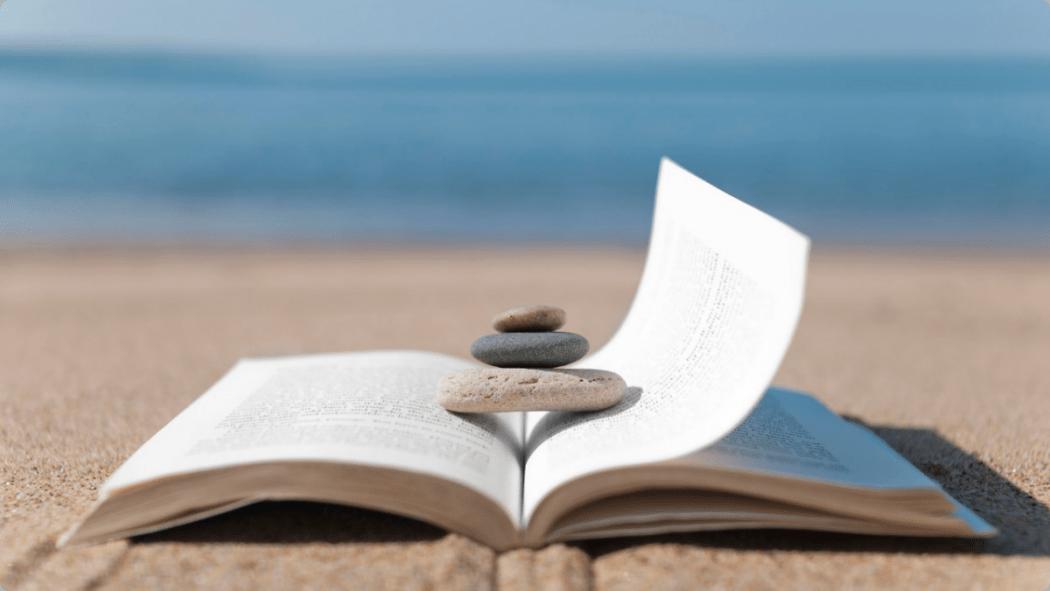 """""""Lire à la plage"""" une révolution culturelle à suivre pour les libraires ? (ou Amazon)"""