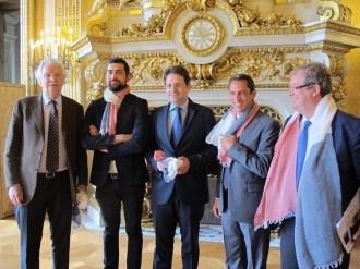"""""""Il faut encourager les entrepreneurs qui prennent des risques"""" Jean-Marc Barki, Sherpa de la délégation française au G20 Entrepreneurs"""