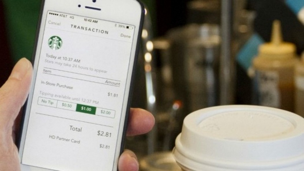 Aux USA, on ne fait plus la queue chez Starbucks grâce à la solution de paiement Mobile Order and Pay