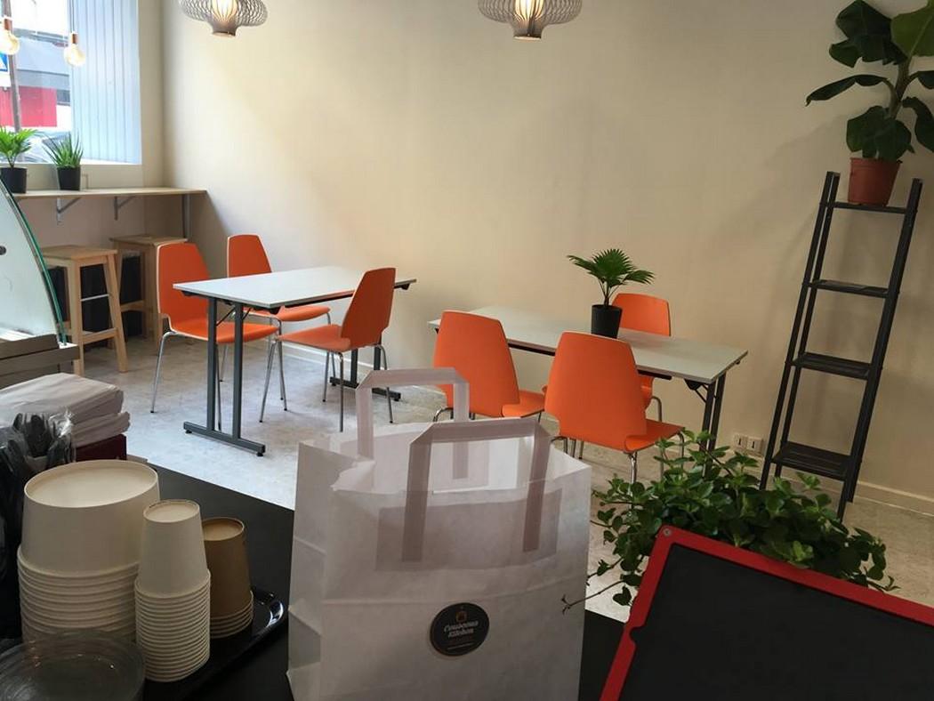 """""""Nous voulons adapter la dégustation du couscous au mode de vie urbain"""" Nora Esnault, fondatrice de Couscous Kitchen"""