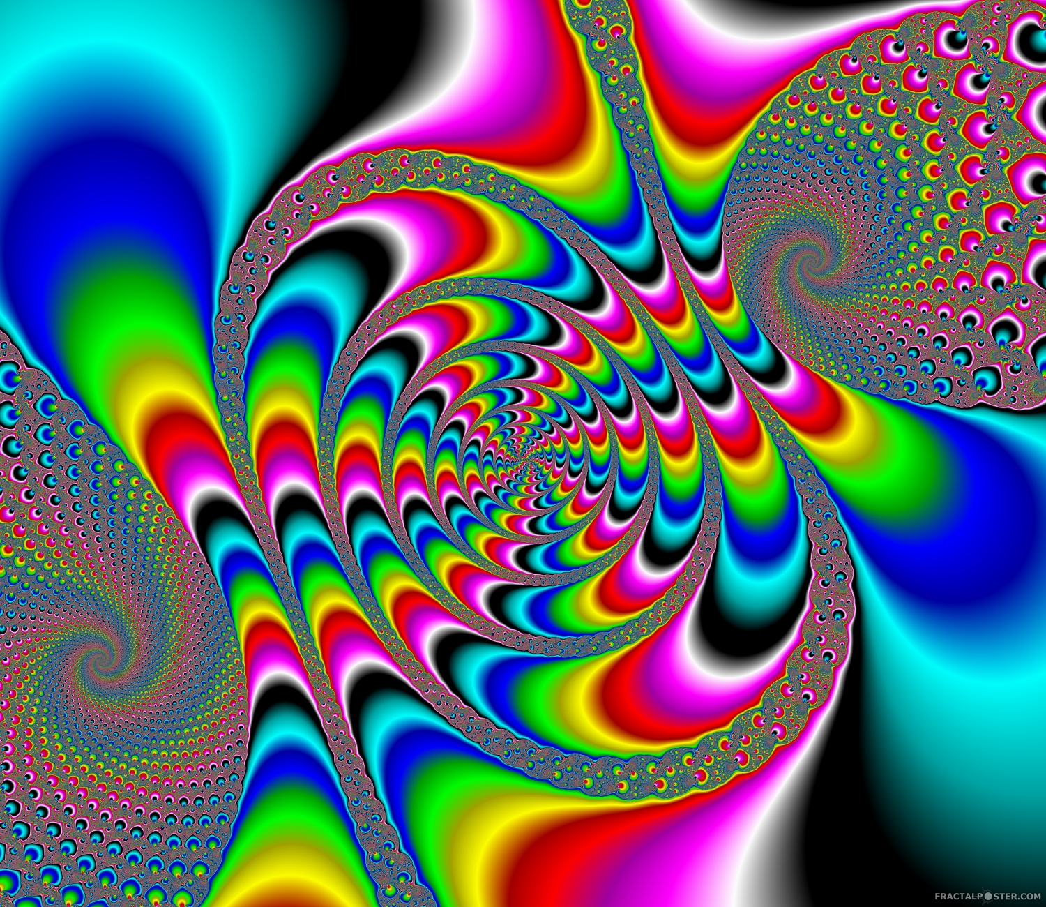 Rainbow 3d Wallpaper Quot Rainbow Fun 1 Quot Fractal Image By Orbulon Hd Wallpapers