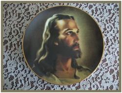 Head of Christ, Warner Sallman, 1940
