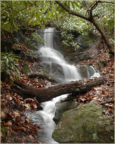 With the rains, Ann's Falls looks like this again!