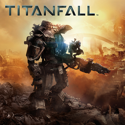 Pc Fall Wallpapers Titanfall Cover Logo Box Art Frag Tag Radio