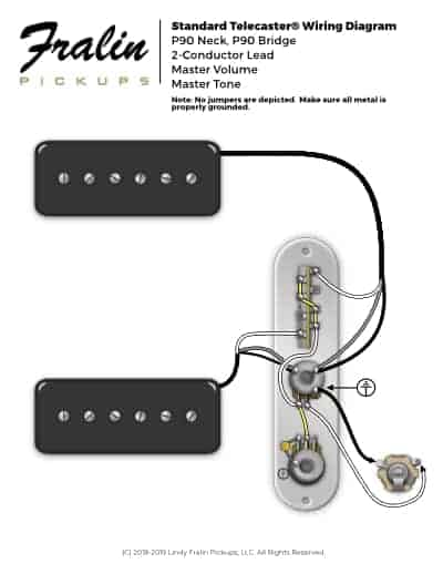 Lindy Fralin Wiring Diagrams - Guitar And Bass Wiring Diagrams