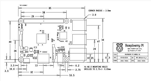 pro audio schema cablage