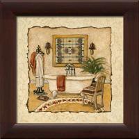 bathroom framed art 2017 - Grasscloth Wallpaper