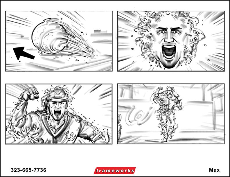 Commercial Storyboards commercial storyboards marco schaaf, swiss - commercial storyboards