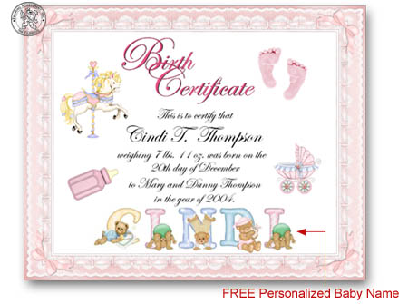 make your own birth certificate - Minimfagency