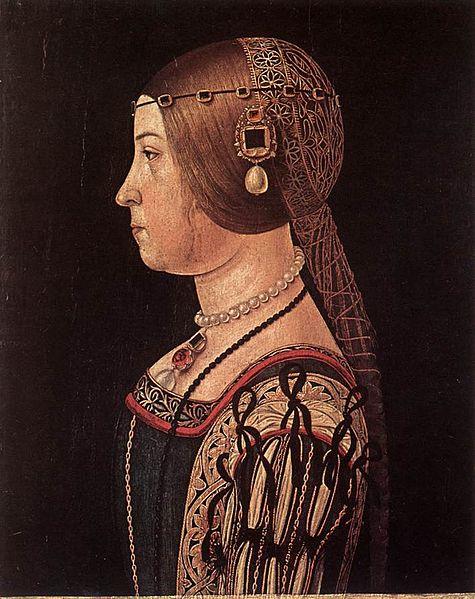 Ritratto di Barbara Pallavicino