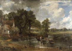 Constable il carro
