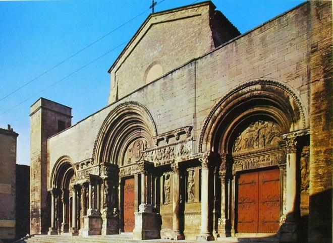 Chiesa abbaziale di Saint-Gilles du Gard