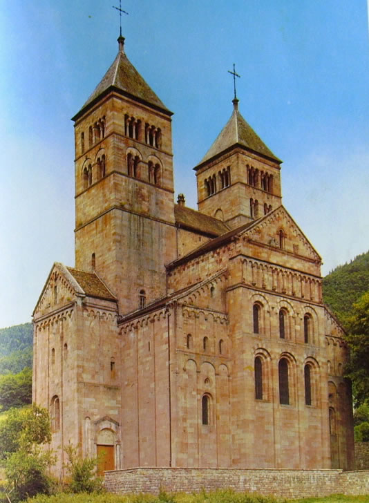 Chiesa Abbaziale di Murbach