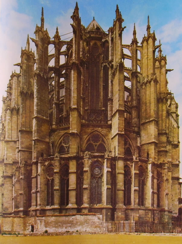 Cathedrale Saint Pierre (Choeur)