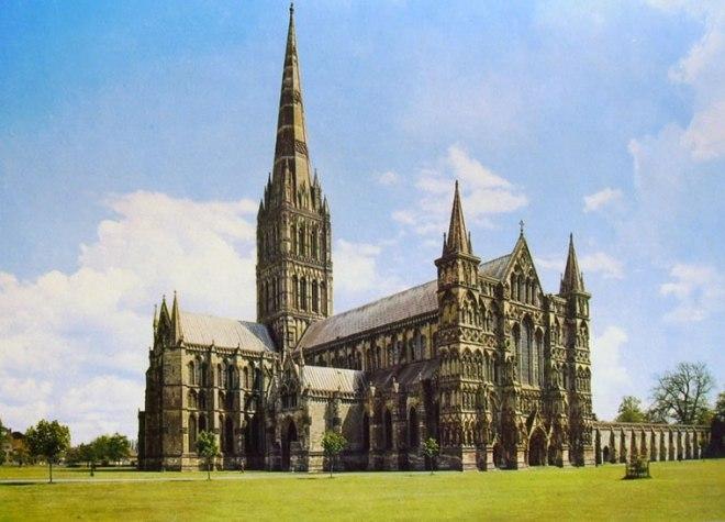 Cattedrale di Salisbury