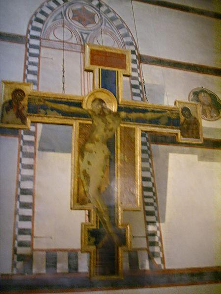Cimabue: Crocifisso