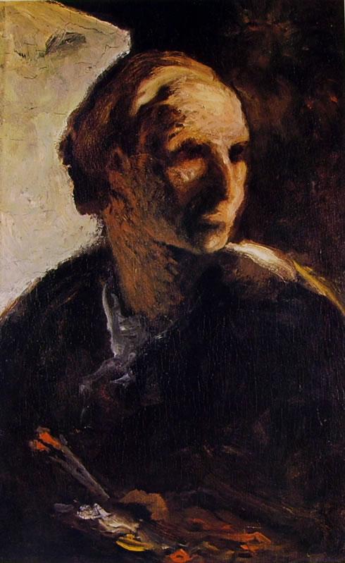 Honoré Daumier: Pittore