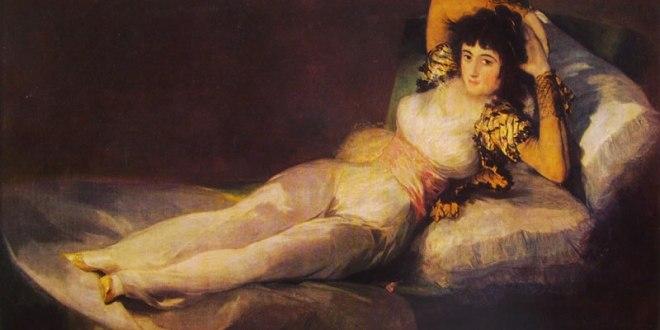 Goya - La Maja vestita