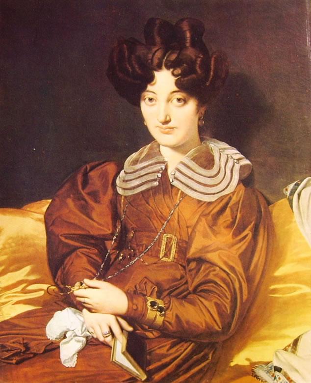 Jean-Auguste-Dominique Ingres: Madame Marcotte de Sainte-Marie