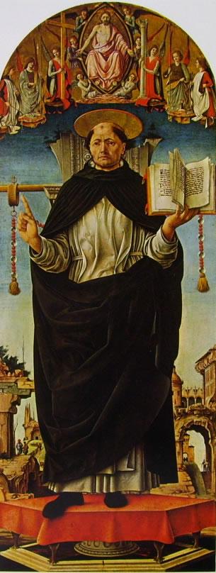 Francesco del Cossa: San Vincenzo Ferrer